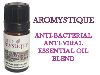 Anti-Bacterial Anti-Viral Natural oils blend